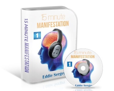 15 Minute Manifestation official website